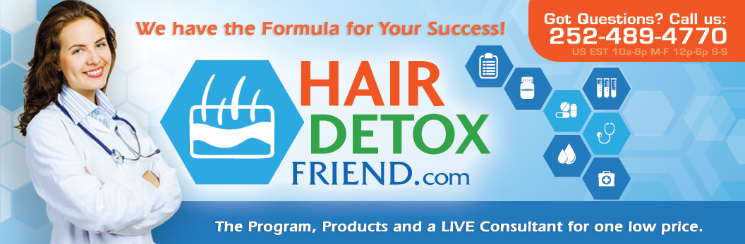 Hair Detox Friend